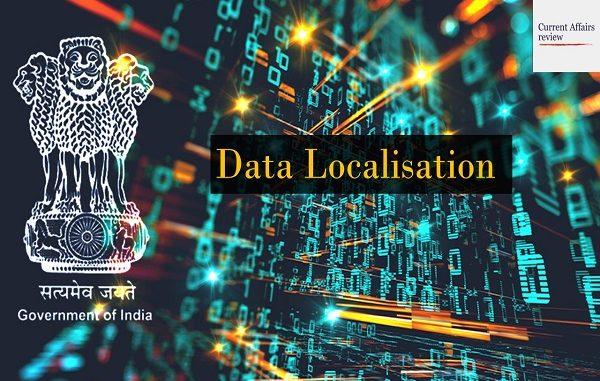 Data Localization in India