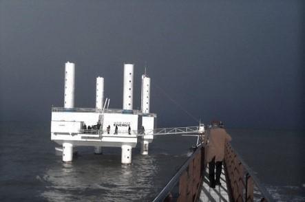 Harnessing Ocean Energy