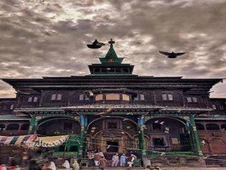 Kashmir's sacred architecture