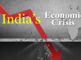 India's Economic Crisis