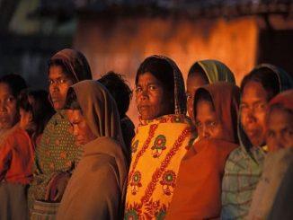Urban poor women