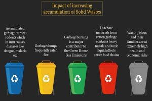 Impact of increasing accumulation of Solid Wastes Info 1