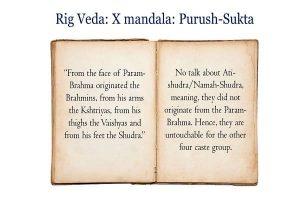 Rig Veda: X mandala: Purush-Sukta Info 2