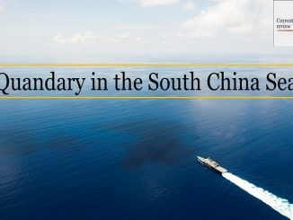 Quandary in The South China Sea