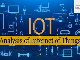 Analysis of Internet of Things