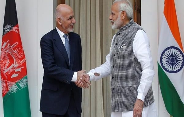 India and Afghanistan