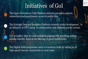 Initiatives  of GoI Info 2