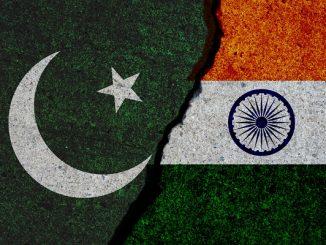 India-Pakistan Disputed Territory