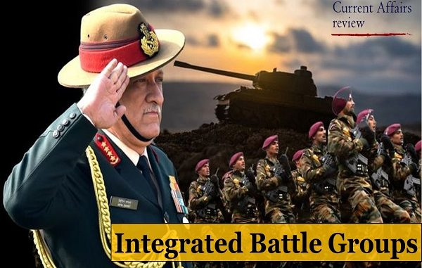 Integrated Battle Groups