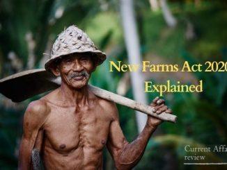 New Farms Act 2020