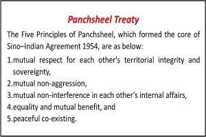 Panchsheel Treaty