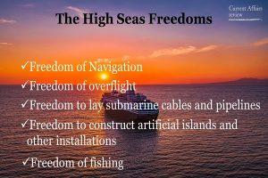 The High Seas Freedoms Info 2