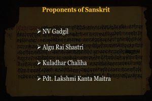 Proponents of Sanskrit Info 3