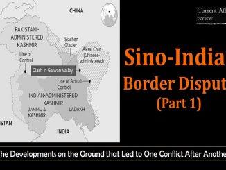 Sino-India border Dispute Part 1 Thumbnail Final