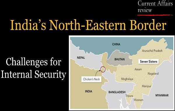 India's North-Eastern Border