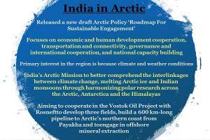 India in Arctic